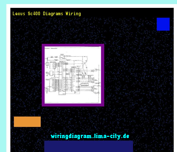92 lexus sc400 wiring diagrams  lexus  wiring diagrams